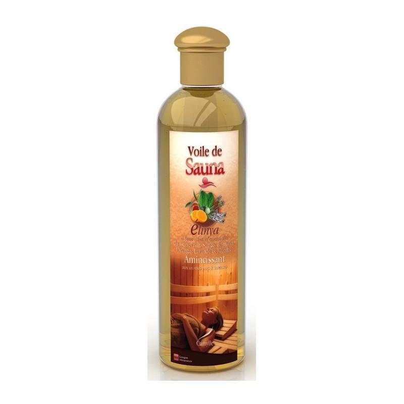 Huiles essentielles elinya aromath rapie voile de sauna - Huiles essentielles sauna ...