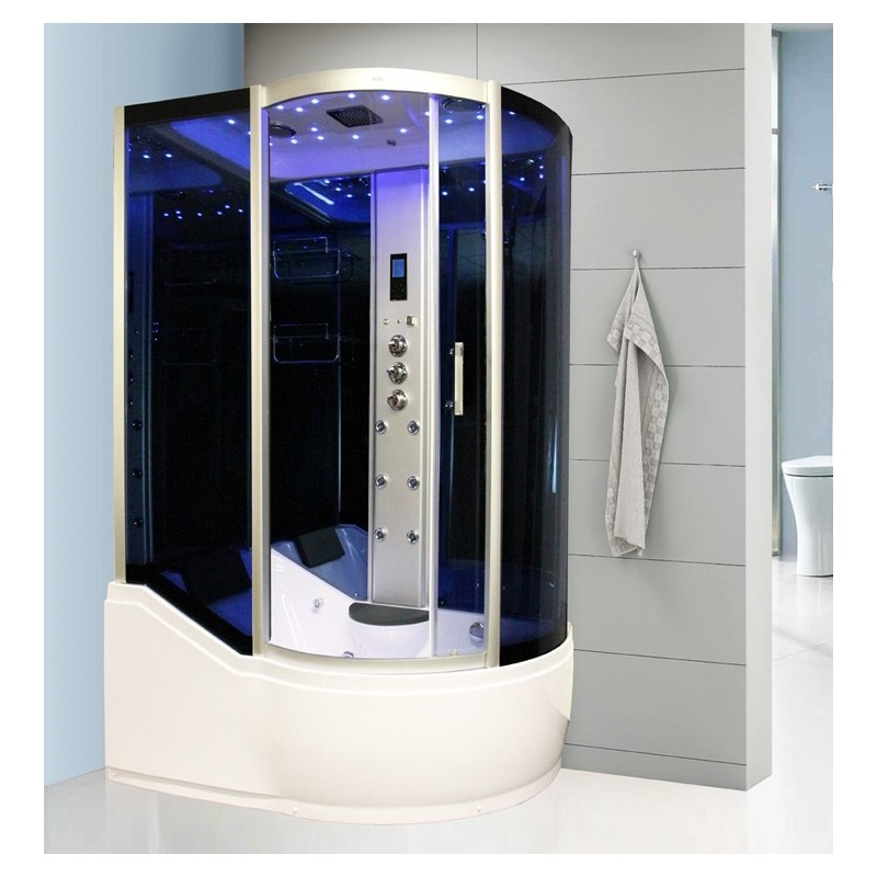 baignoire douche hammam dreamcab 150 gauche. Black Bedroom Furniture Sets. Home Design Ideas