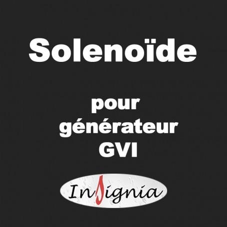 Solenoïde pour générateur GVI Insignia