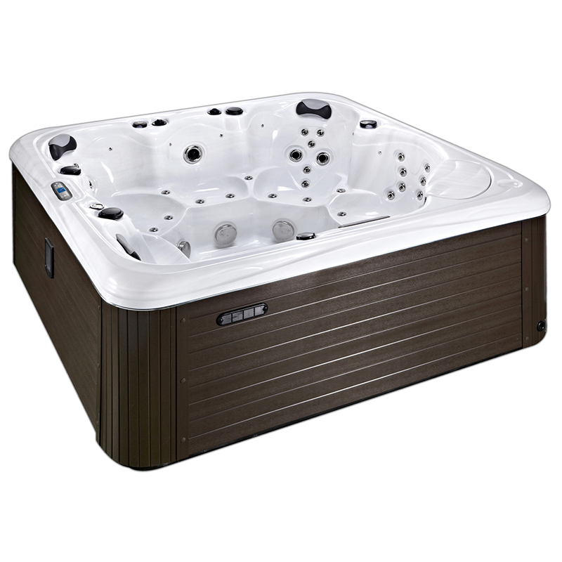 prix jacuzzi exterieur 4 places good spa complet kit spa alpine spa gonflable carr lite bubble. Black Bedroom Furniture Sets. Home Design Ideas