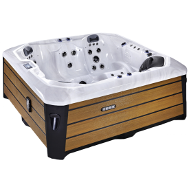Spa PALOMB Zeland® - Jacuzzi 6 places 223 x 223 cm