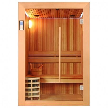 Sauna Boreal® Evasion 130 - 2 places - 130*110*190
