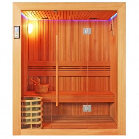 Sauna Boreal® Evasion 160 - 3 places - 160*120*190