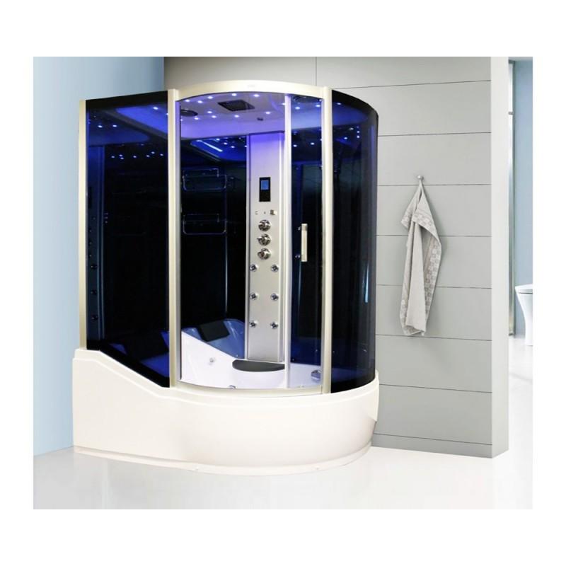 baignoire douche hammam dreamcab 170 gauche. Black Bedroom Furniture Sets. Home Design Ideas