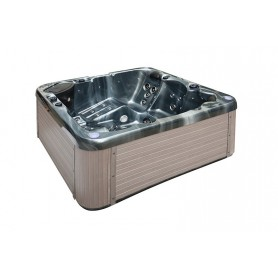 pa PIANA Anthracite / Tablier Gris Zeland® - Jacuzzi Balboa®