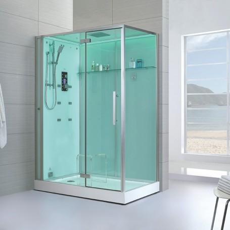 Cabine douche Hammam Archipel® 150G (150x90cm) - 2 personnes
