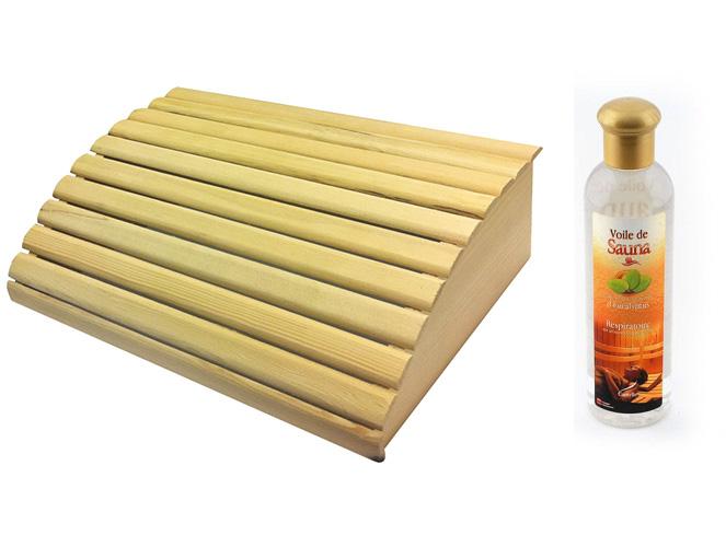Huiles essentielles eucalyptus aromath rapie voile de sauna camylle - Huiles essentielles pour sauna ...