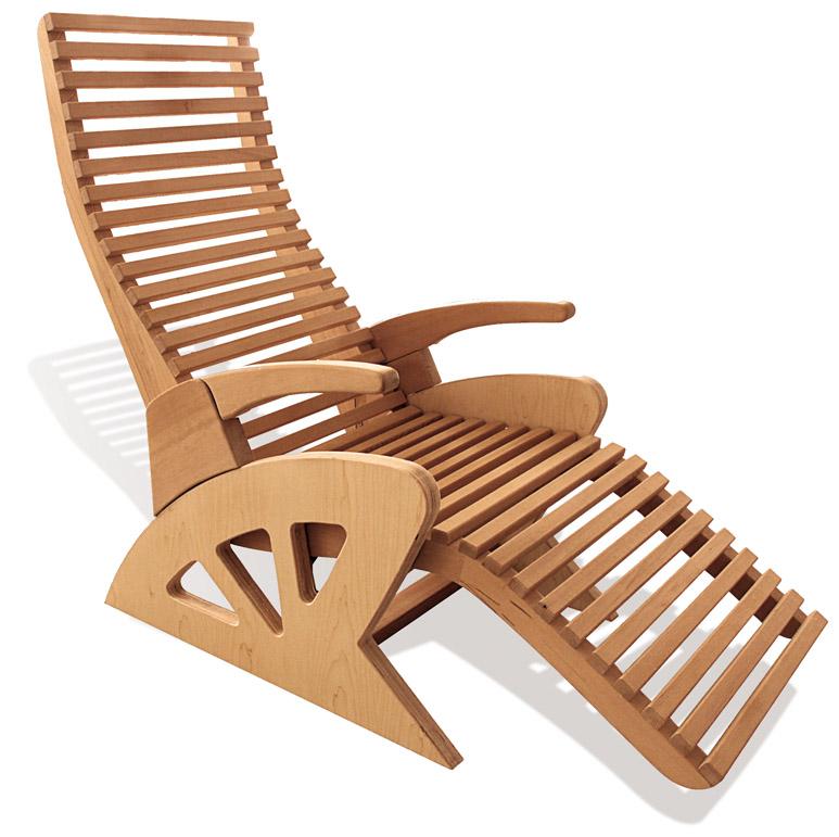 Fauteuil de relaxation pour sauna ALTO confort