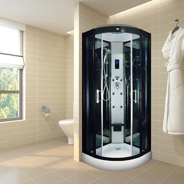cabine douche insignia galaxy hydro 80 80x80cm. Black Bedroom Furniture Sets. Home Design Ideas