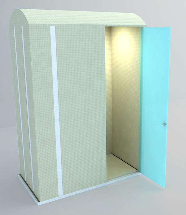 celest duo cabine hammam vout e pr t carreler pour 2. Black Bedroom Furniture Sets. Home Design Ideas