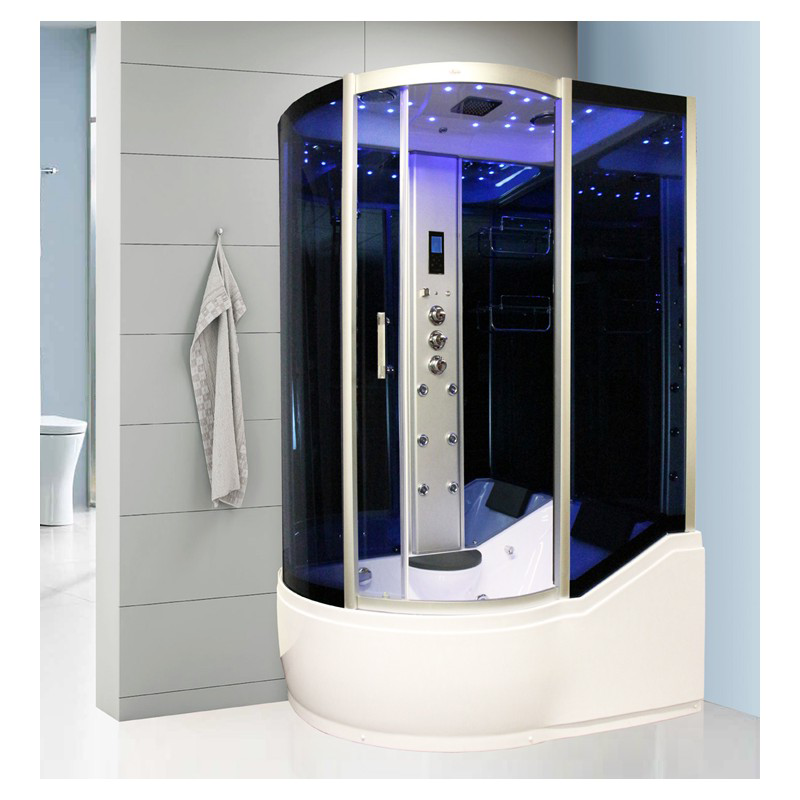baignoire douche hammam dreamcab 150 droite. Black Bedroom Furniture Sets. Home Design Ideas