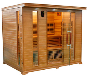 diff rence entre sauna infrarouge et sauna traditionnel vapeur sauna. Black Bedroom Furniture Sets. Home Design Ideas