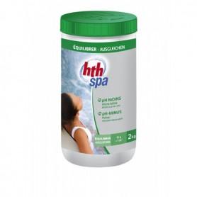 PH Moins en micro-billes - HTH Spa 2kg