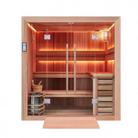Sauna Boreal® Evasion PRO 200 VIP - 200*170*210