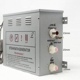 Générateur de vapeur 4500W Horizontal Insignia SP256
