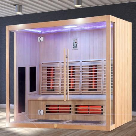 Sauna Infrarouge Boreal® Signature - 200 à Spectre Complet