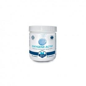 Traitement à l'oxygène actif - 20 pastilles de 20g