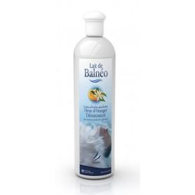 Lait de Balneo à base d'huiles essentielles de Fleur d'Oranger