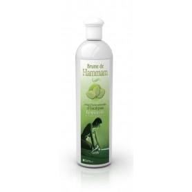 Brume de Hammam PRO à base d'huiles essentielles Eucalyptus