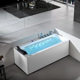 Baignoire balneo haut de gamme baignoire jets hydromassantes - Baignoire balneo haut de gamme ...
