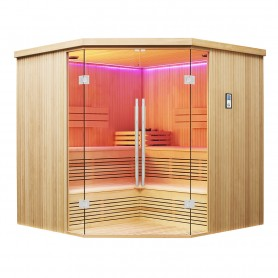 Sauna Boreal® Evasion Club Pro 214C - 214*214*210