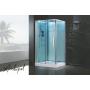 Cabine douche Hammam Archipel® 120G (120x90cm)