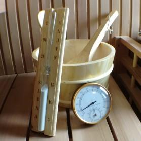 Kit de sauna à vapeur