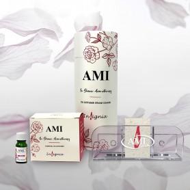 Pack de démarrage d'aromathérapie douche hammam INSIGNIA - 01