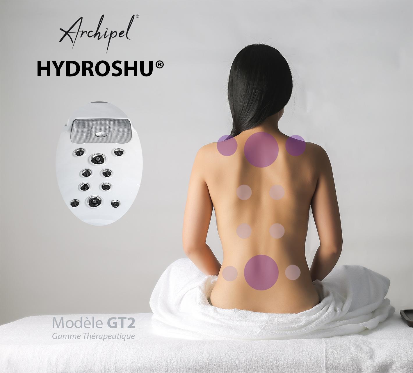 Hydroshu Spa Archipel GT2 thérapeutique